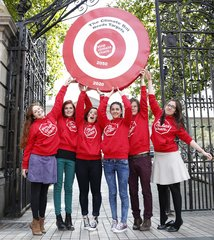 The Climate Bill Needs Targets 2 (Photo credit Sasko Lazarov Photocall Ireland - No Fee)